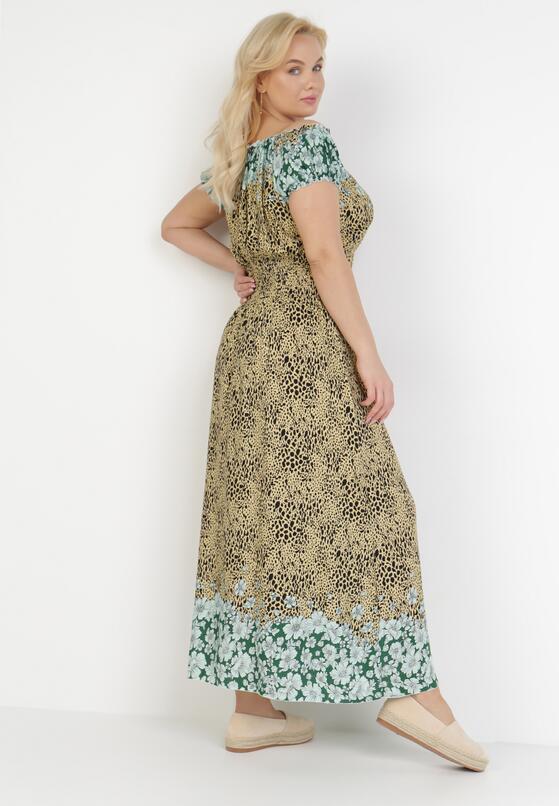 Zielona Sukienka Rebirth