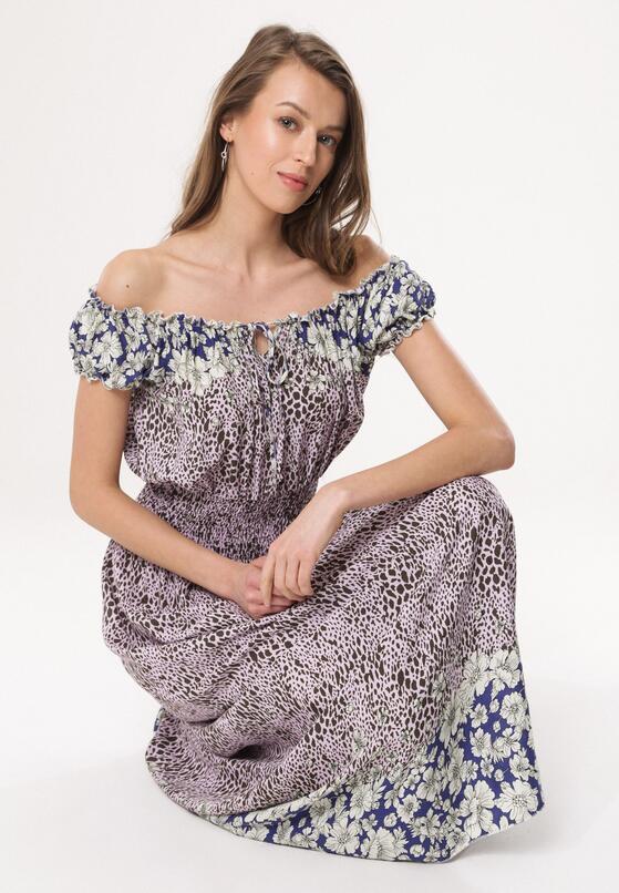 Niebieska Sukienka Rebirth
