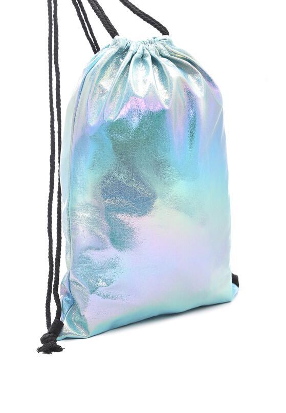 Niebieski Plecak Tries Hard