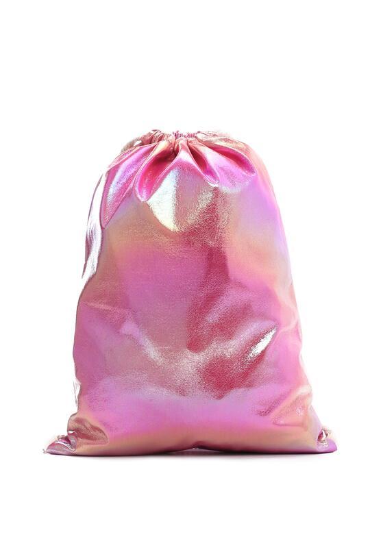 Różowy Plecak Tries Hard