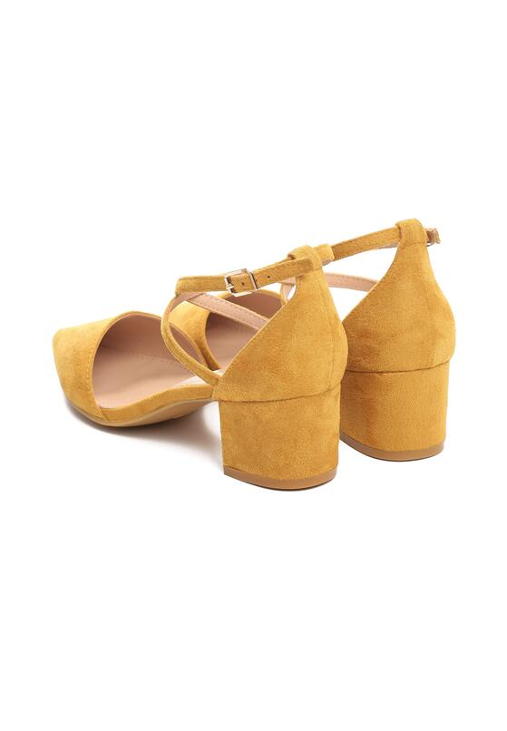 Żółte Czółenka Mixing