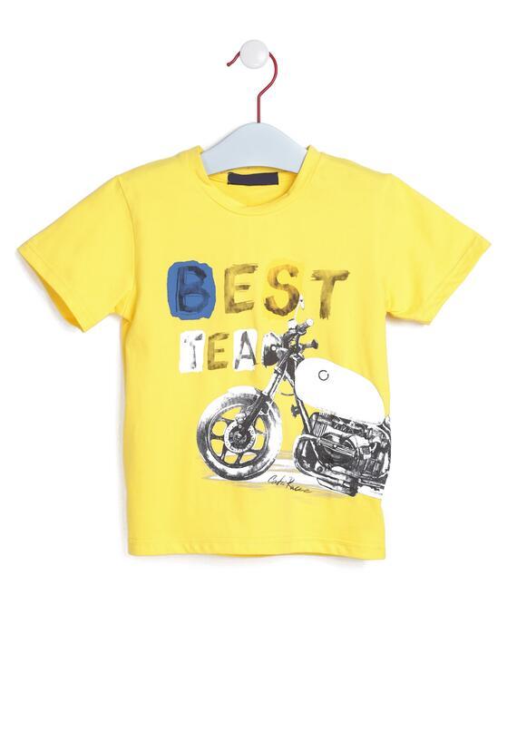 Żółta Koszulka Oboe
