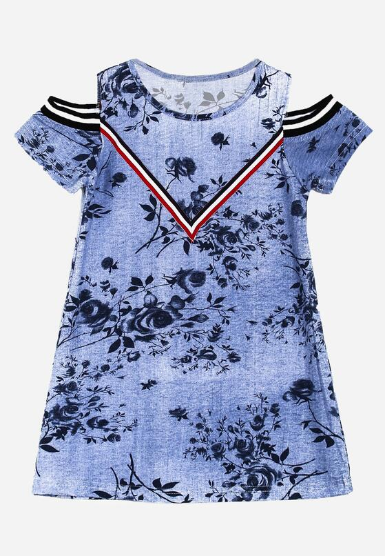Jasnoniebieska Sukienka Inexplicability