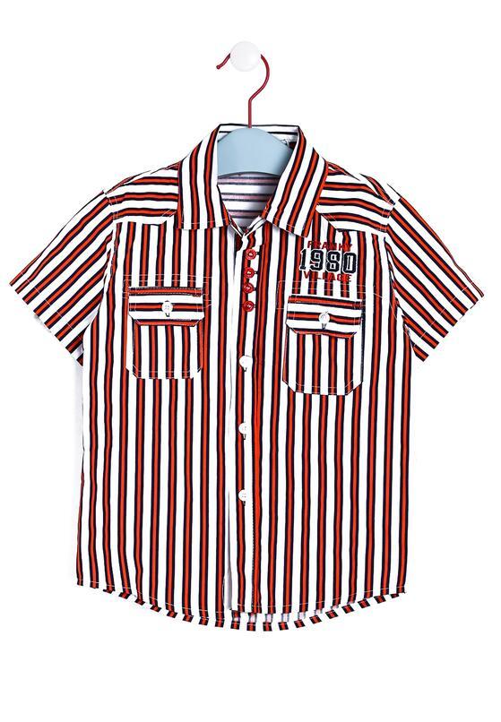 Biało- Czerwona Koszula Speculator