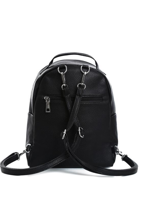 458976dc27d31 Czarny Plecak Examines w Born2be.pl