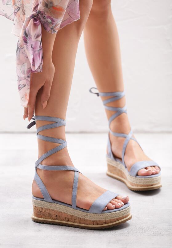 Niebieskie Sandały Incentive Salience