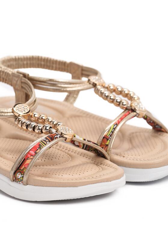 Złote Sandały Step