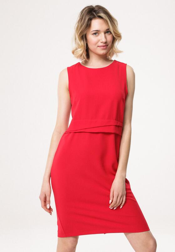 Czerwona Sukienka Lets Started