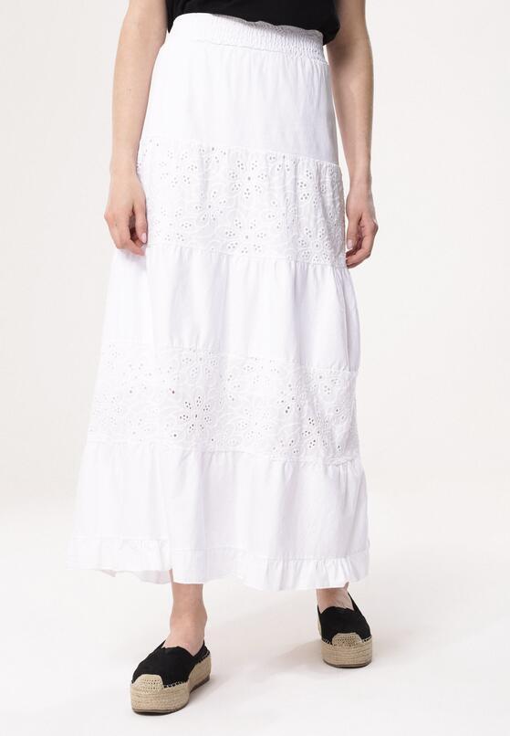 Biała Spódnica Climate Cool