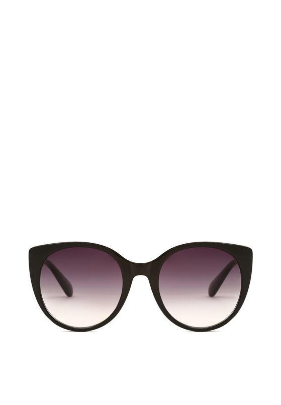 Czarne Okulary Groovy
