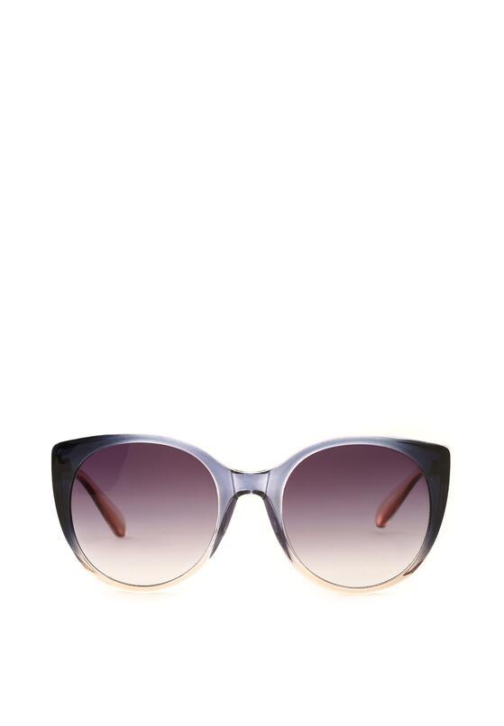 Granatowe Okulary Groovy