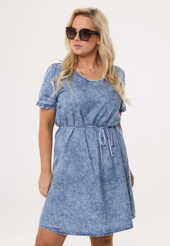 Jasnoniebieska Sukienka Weatherworn