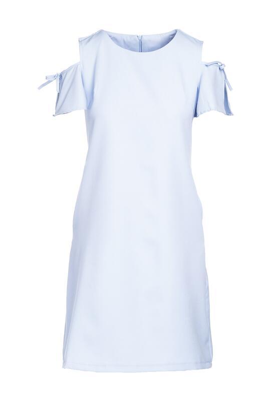 Jasnoniebieska Sukienka Disturbances