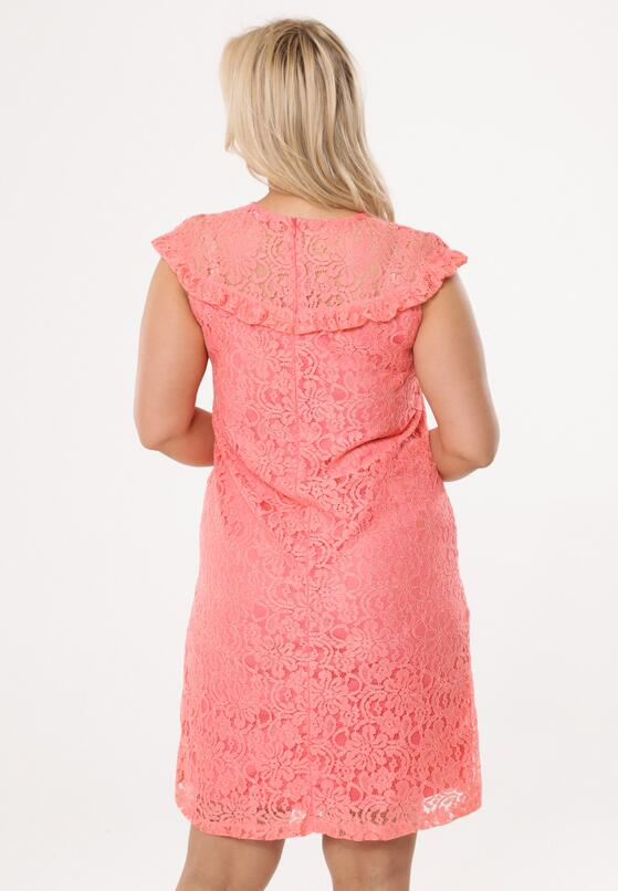 Koralowa Sukienka Quakes