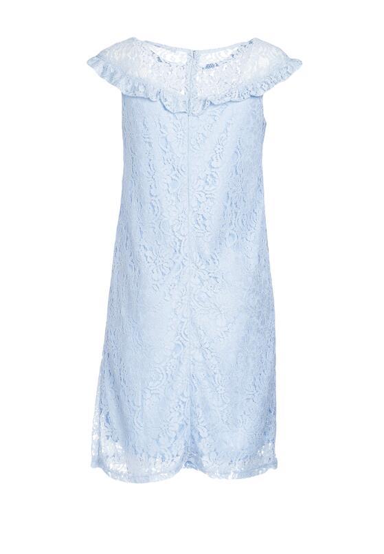 Jasnoniebieska Sukienka Quakes
