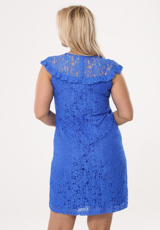 Niebieska Sukienka Quakes