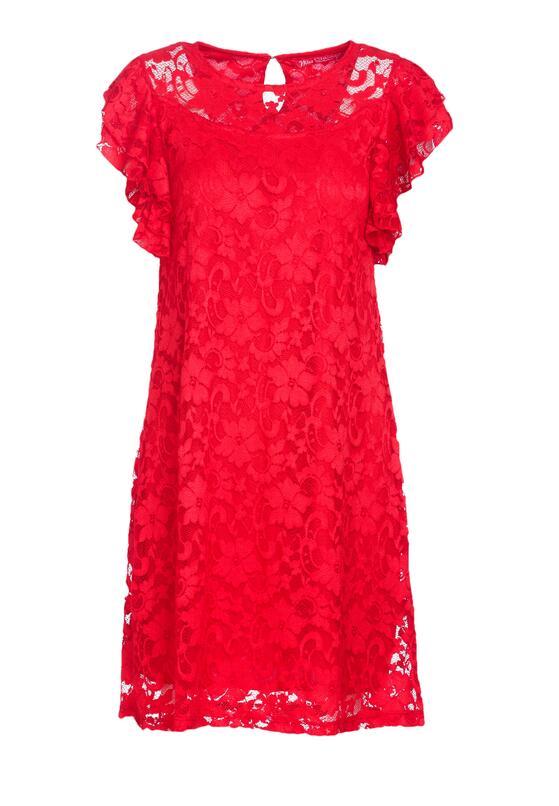 Czerwona Sukienka Thunderer