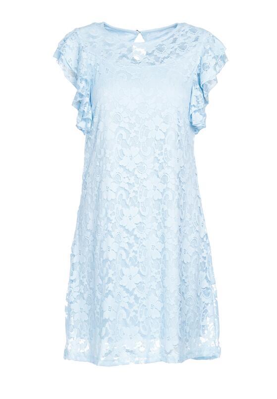 Jasnoniebieska Sukienka Thunderer