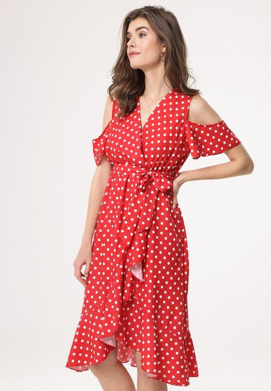 Czerwona Sukienka Meteor