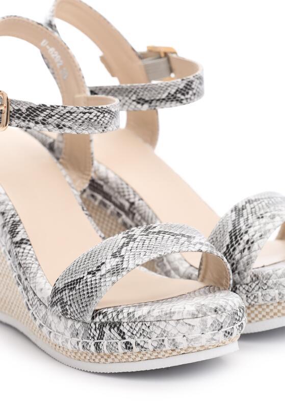Wężowe Sandały Disingenuous