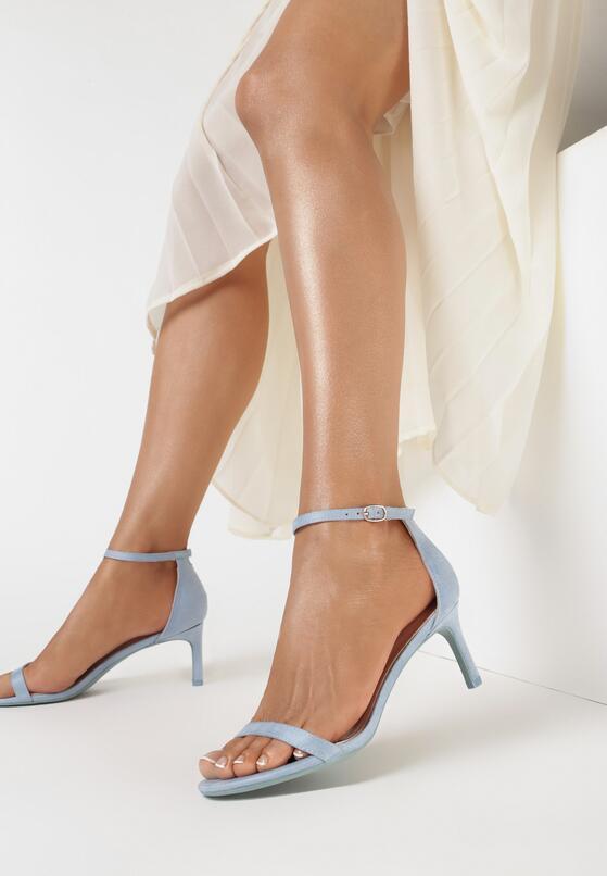 Niebieskie Sandały Pavement