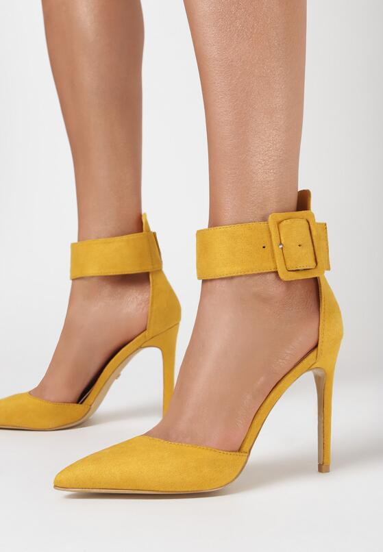 Żółte Sandały Pathos
