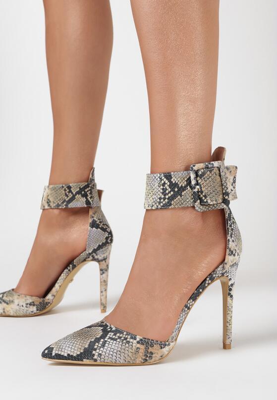 Wężowe Sandały Pathos