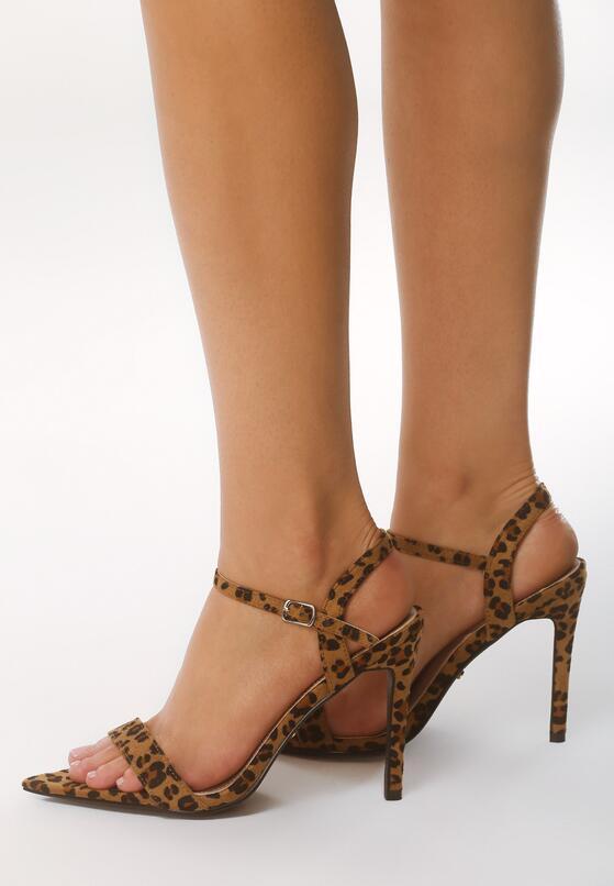 Panterkowe Sandały Fleabite