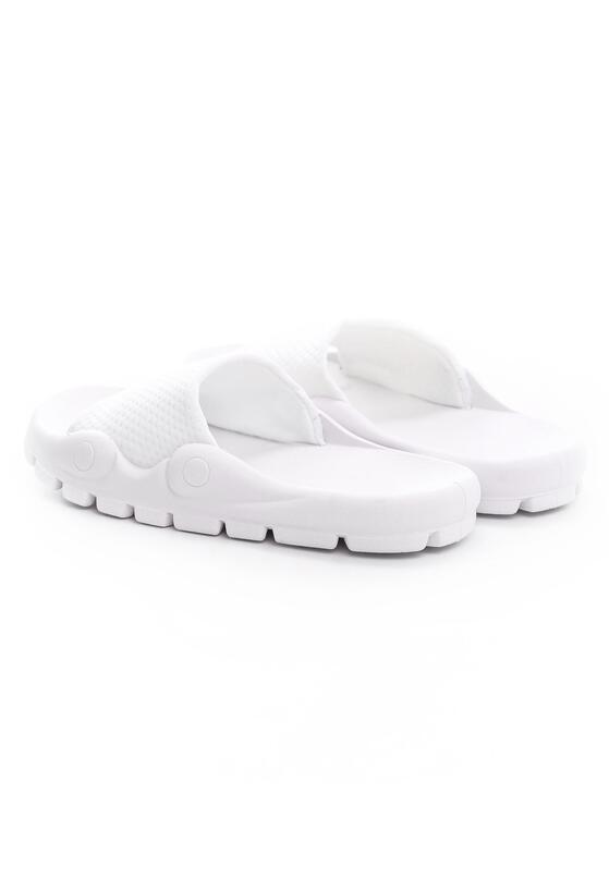 Białe Klapki Arational
