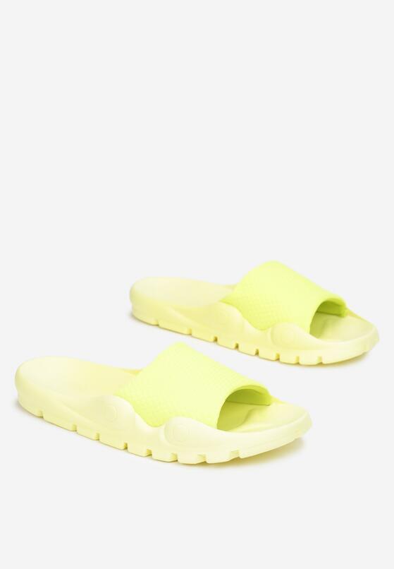 Żółte Klapki Arational