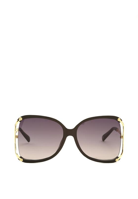 Czarne Okulary Diminutive