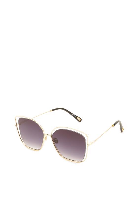Czarne Okulary Loopy