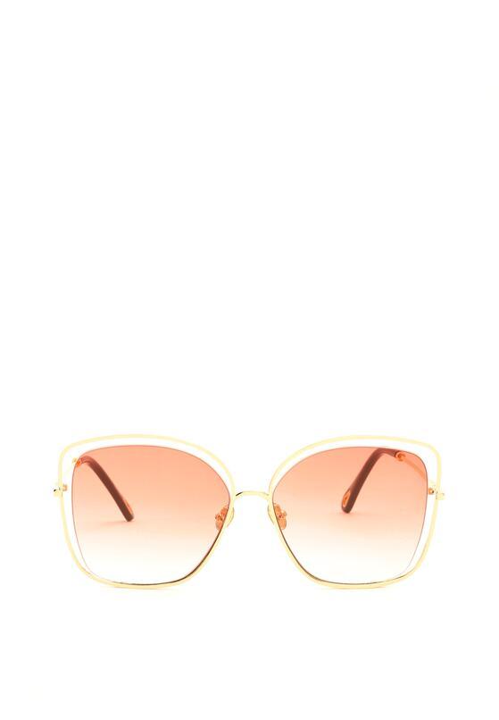 Koralowe Okulary Loopy