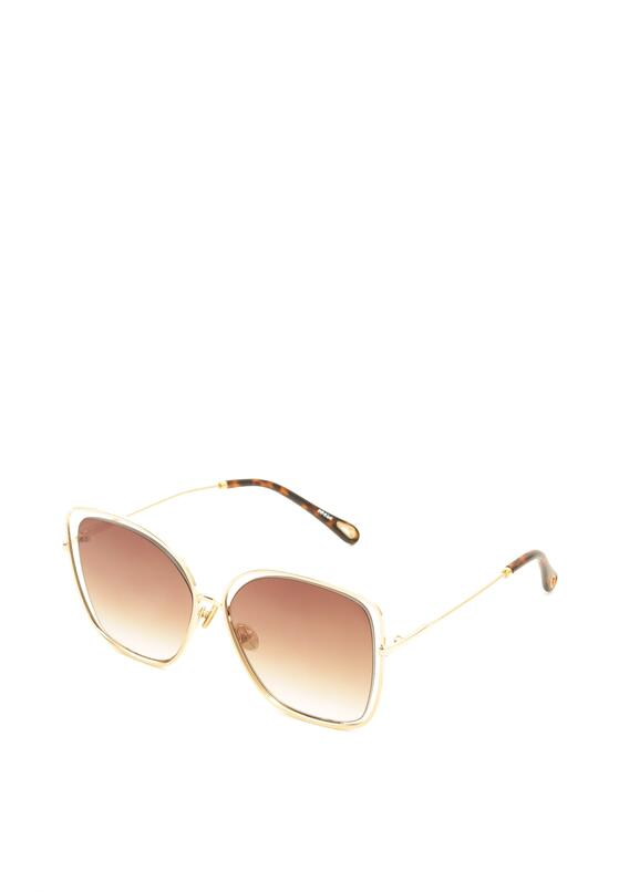 Brązowe Okulary Loopy