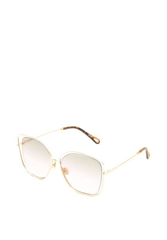 Szaro-Różowe Okulary Loopy