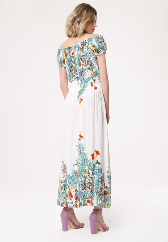 Biała Sukienka Contextualize