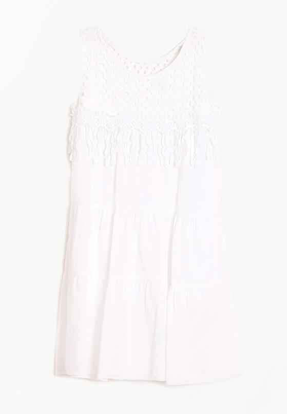 Biała Sukienka See Point