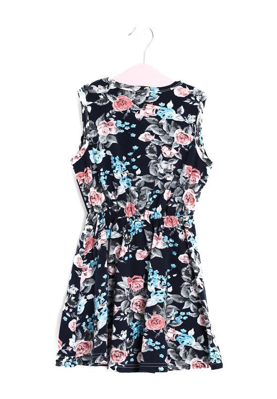 Ciemnoniebieska Sukienka Tropic Of Cancer