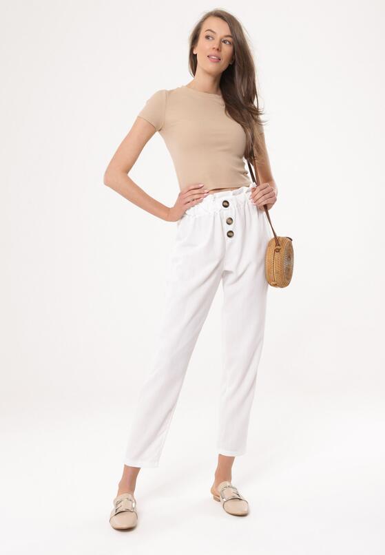 Białe Spodnie Exanimate