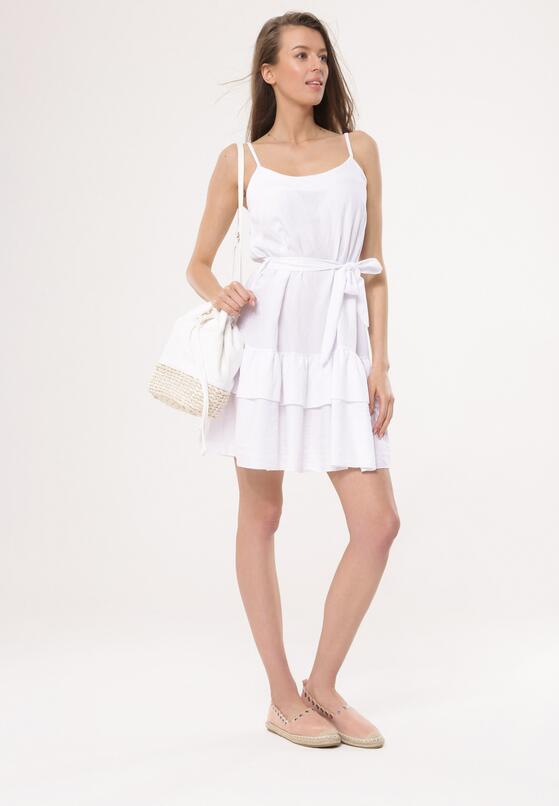 Biała Sukienka Shoreline