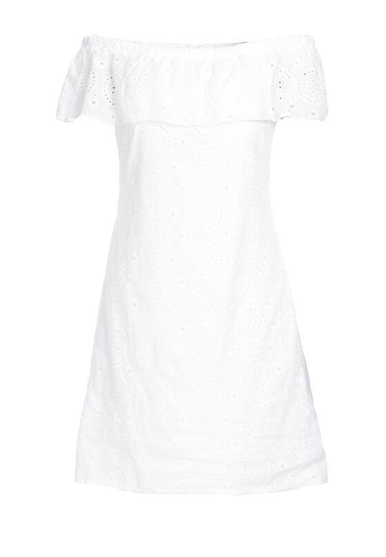 Biała Sukienka Take Point