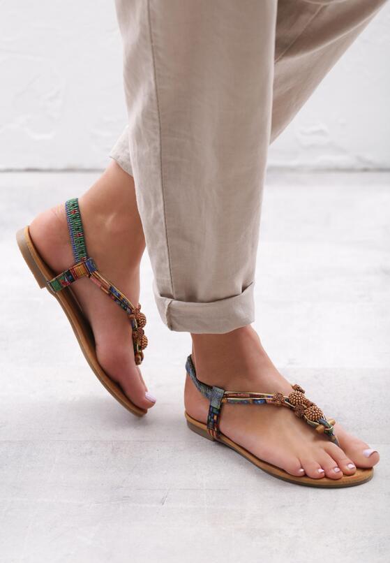 Niebieskie Sandały Covalence