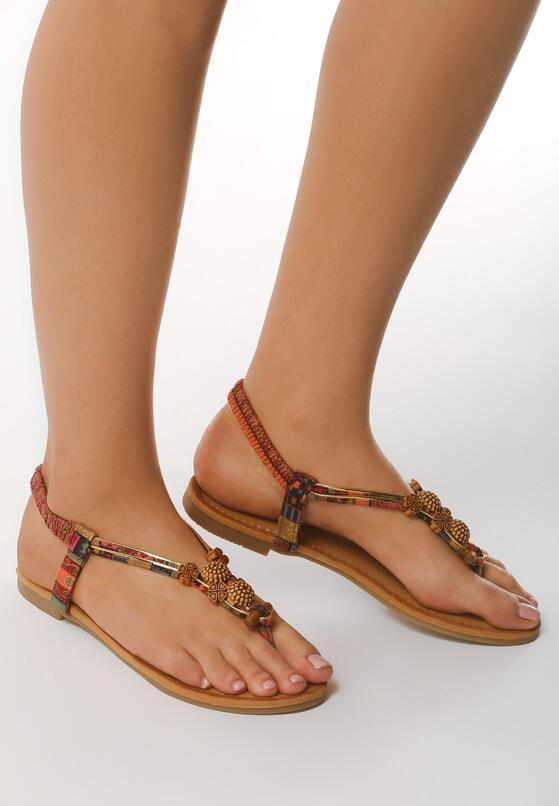 Różowe Sandały Covalence