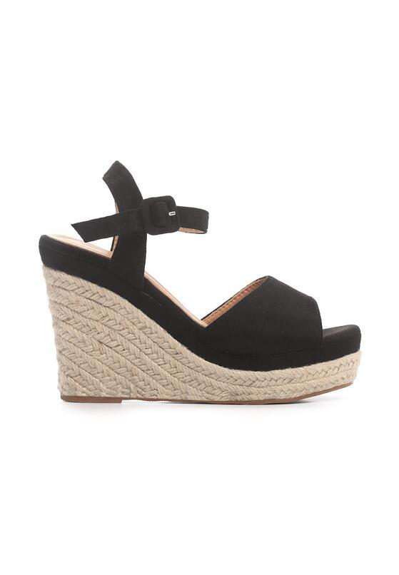 Czarne Sandały Unorthodox