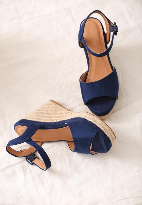 Niebieskie Sandały Unorthodox