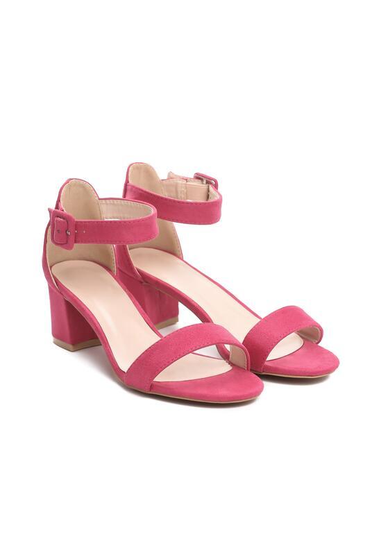 Fuksjowe Sandały Ware