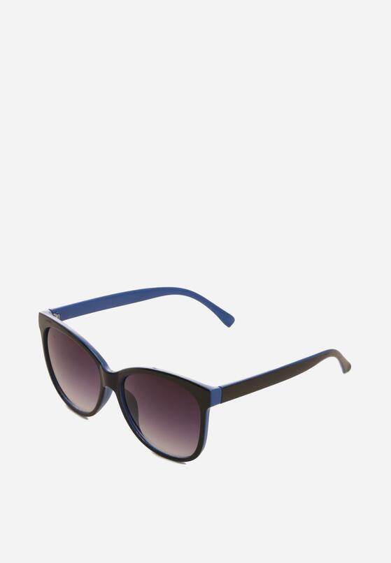 Czarno-Niebieskie Okulary Impressionism