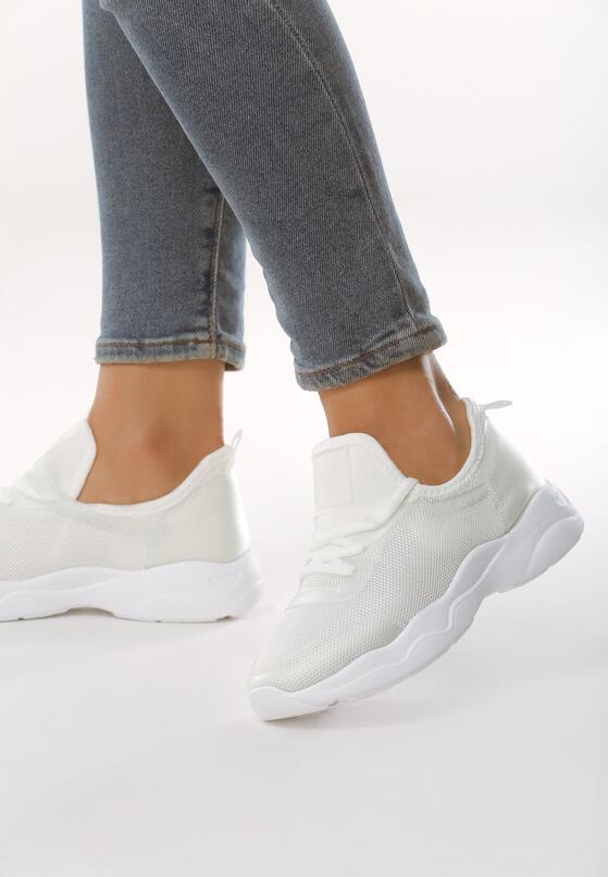 Białe Buty Sportowe Constructivism