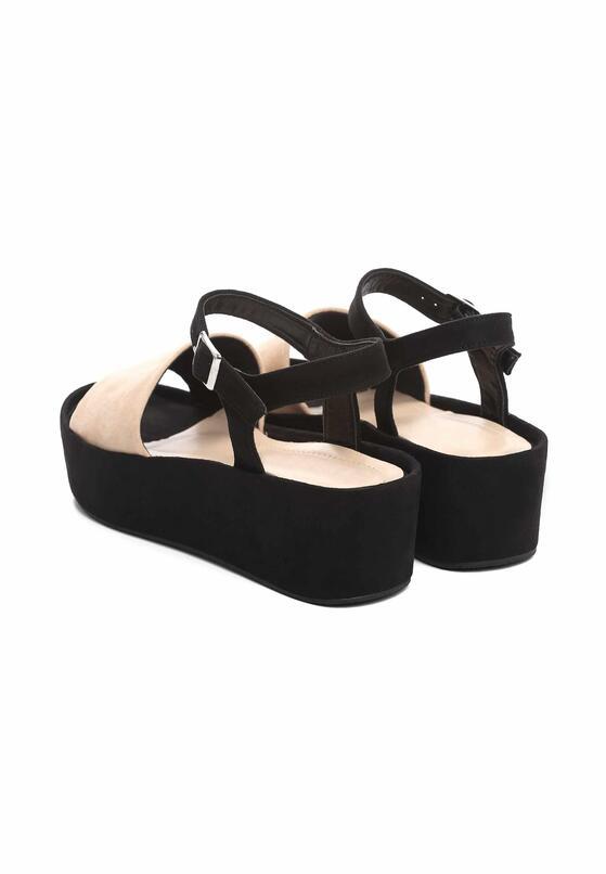 Beżowe Sandały Retailer