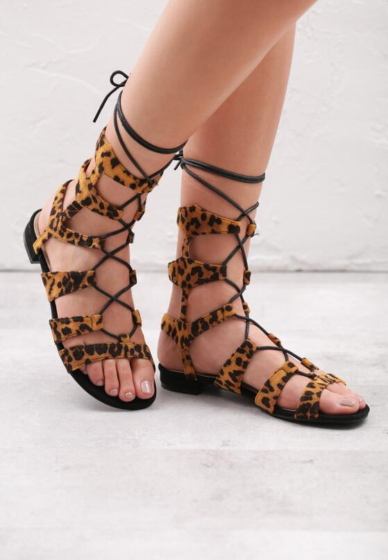 Panterkowe Sandały Two Steps